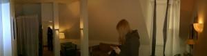 Wohnzimmer Panorama - sehr Stilvoll