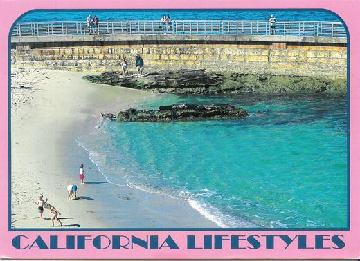 Postkarte aus Amerika