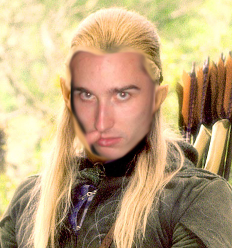 Legolas-Ich Fake