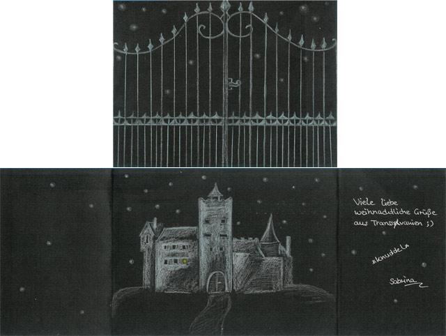 Die cooleste Weihnachtskarte der Welt