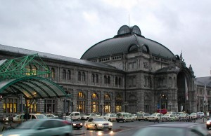 Nuernberg Hauptbahnhof