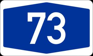 Bundesautobahn 73