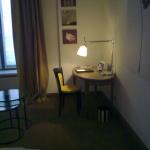 Hotel Goliath Tisch
