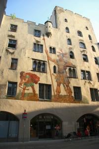 Regensburg Goliathhaus